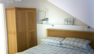 Loft bedroom with en-suite